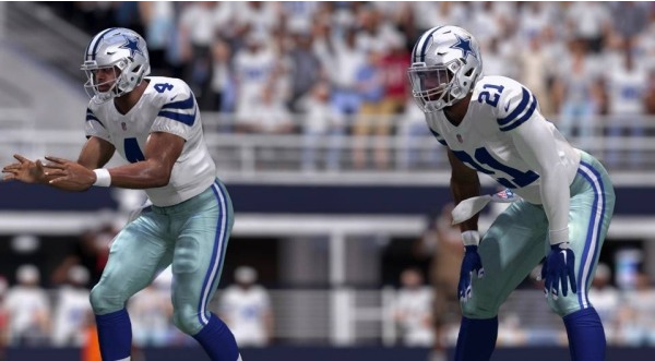 Madden NFL 18: How Dallas Cowboys Evaluate their Own Players' Rating